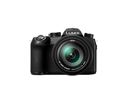 Panasonic DC-FZ1000 II Premium-Bridgekamera (1 Zoll Sensor, 20 MP, 16x Zoom LEICA Objektiv, 4K) schwarz
