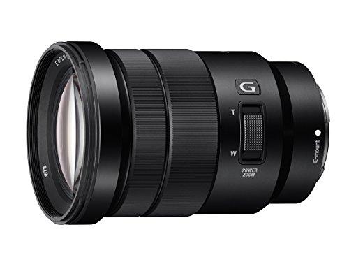 Sony E PZ 18-105 mm f/4.0 G | APS-C, Powerzoom-Objektiv (SEL18105G)