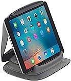 Lescars Tablet Halterung Auto: Tablet-Halterung fürs Armaturenbrett, Geräte bis 19 cm Breite (7'-10') (Tablethalter Auto)