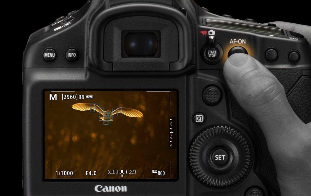 EOS-1D-X-Mark-III - Das neue Kraftpaket von Canon