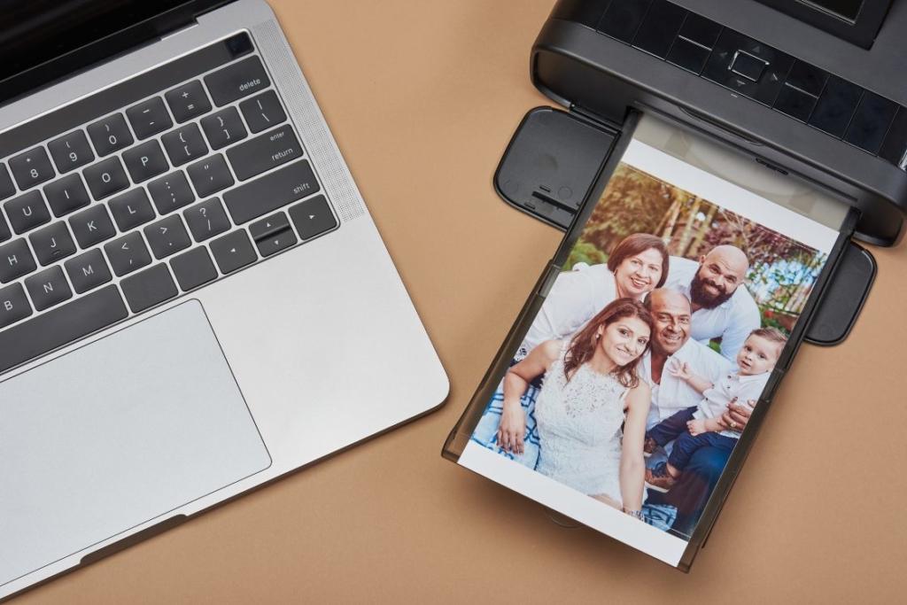 Mobiler Fotodrucker - Bilder im Handumdrehen